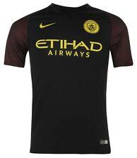 Maillot Nike Manchester City 2016-2017 Away [L] Aguero DE BRUYNE Sané