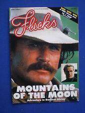 Flicks Movie Magazine  May 1990  Patrick Bergin  cover