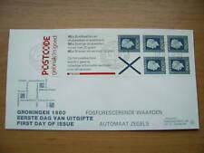 FDC Philato met postzegelboekje 24a + aanhangsel