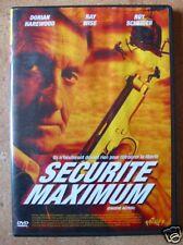 DVD SECURITE MAXIMUM - Dorian HAREWOOD / Roy SCHEIDER