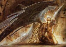 195101 FALLEN ANGEL ART Wall Print Poster CA