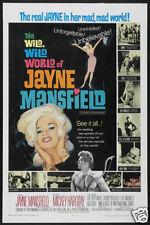 The wild wild world of Jayne Mansfield movie poster #2