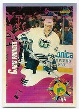 94/95 SCORE PLATINUM PARALLEL Hockey (#201-275) U-Pick from List
