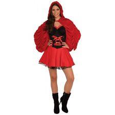 Red Temptation Costume Halloween Fancy Dress