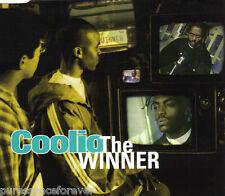 COOLIO - The Winner (UK 3 Track CD Single)