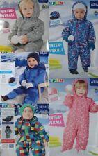Lupilu Baby Kleinkinder Jungen und  Mädchen Winteroverall Overall