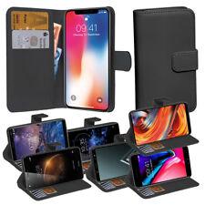 Bookstyle Handy Tasche für Smartphone, Book Flip Case Klapp Hülle Schutzhülle