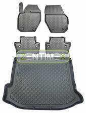 Z331301 SET Kofferraumwanne Gummifußmatten für Volvo V60 Cross Country Offroad K