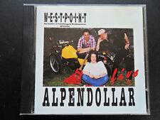 Westpoint pres. Alpendollar/Live 11-Track/CD