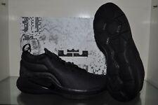 Nike Men's LeBron James Witness II Basketball Shoes 942518 010 Black NIB