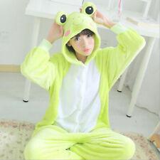 frog Kigurumi Cosplay Pajamas Animal Costume Unisex Adult bodysuit Sleepwear