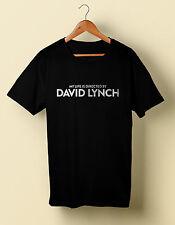 My Life Is Directed by David Lynch Shirt S M L XL 2X 3X 4X 5X