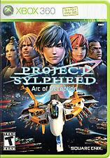 Project Sylpheed: Arc of Deception (Microsoft Xbox 360, 2007)VG