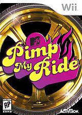 Pimp My Ride - Nintendo Wii New
