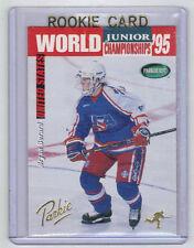 94-95 Bryan Berard Parkhurst SE Gold Rookie Card RC (Battle of the Blades) Rare