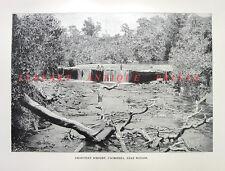 Brazil, AMAZON RAINFOREST & RIVER ~ 2 1894 Art Prints