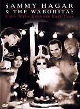 Sammy Hagar & the Waboritas - Cabo Wabo Birthday Bash Tour DVD Van Halen