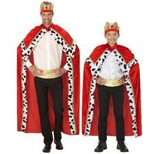 König Umhang Kostüm Set - für Erwachsene Kinder Biblische Kostüme 128 - XL