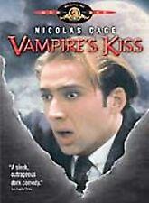 Vampire's Kiss DVD Widescreen OOP NEW SEALED