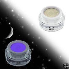 Night Light Color 5ml Pearly FOSFORESCENTE Ricostruzione unghie Germania kit SNC