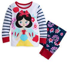 Disney Store Blancanieves Pijamas Bebé Niña Talla 0 3 6 9 12 18 Meses
