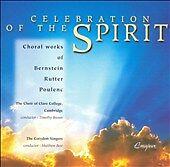 Celebration of the Spirit [Musica di Angeli] (CD, Mar-2005, Columns)
