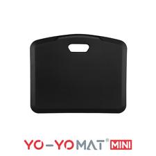 Yo-Yo MAT - Standing Desk Anti-Fatigue Mat (BLACK)
