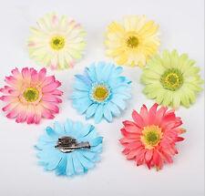 Fleur de cheveux barrette tournesol Pince à Parure pour accessoires la tête