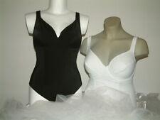 Shape Body mit Stützfunktion mit Bügel  schwarz oder Weiß  90-110 Cup C-F NEU