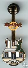 Hard Rock Cafe ATHENS, Facade Series Pin. Rare