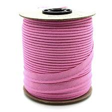 10mm Pink Cotton Edging Trimming Piping Ribbon Trim Lame Sewing Crafts 1m C134