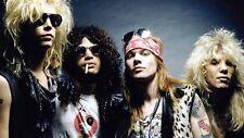 GUNS N ROSES Poster Rock Group Album Cover Photo - MULTIPLE SIZES #01
