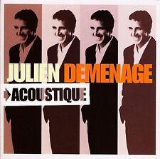 New: Clerc, Julien: Acoustique Import Audio CD