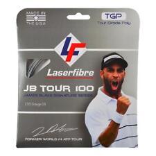 Laserfibre Jb Tour 100 Tennis String Silver (Lfss106:Set)