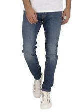 Jack & Jones Men's Liam Original 005 Skinny Jeans, Blue