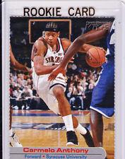 CARMELO ANTHONY RC SI for Kids RARE Basketball ROOKIE CARD Syracuse LE