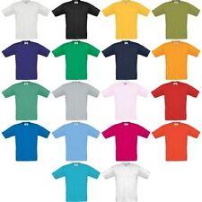 infantil niño niña b&c Exacto 190 100% Algodón Camiseta manga corta