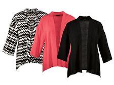 (R20) Esmara Damen Kimonojacke Kimono Jacke Strickjacke