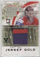 2011-12 In the Game Canada VS World #IMM-24 Ilya Bryzgalov Phoenix Coyotes Card