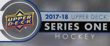 17/18 UD UPPER DECK SERIES 1 HOCKEY BASE TEAM SETS ANA-WIN U-Pick Team From List