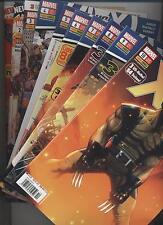 Wolverine & les x-MEN (allemand) à partir de # 1-AvX-panini comics 2012/2013-top