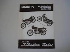 advertising Pubblicità 1979 BENELLI SPORT 354/125/504