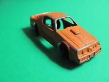 TOOTSIE TOY PONTIAC FIREBIRD DIE CAST RED VINTAGE CAR