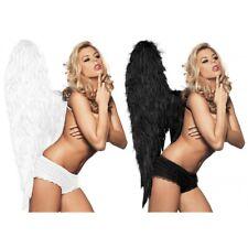 Angel Wings Costume Accessory Adult Halloween Fancy Dress