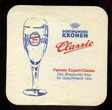 Bierdeckel--Dortmunder Kronen--Classic-
