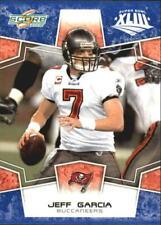 2008 Score Super Bowl XLIII Blue Football #302 - #440 Choose Your Cards