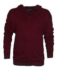 Loyalty & Faith Mens Fleece Hood (Adrian) in Size 2XL to 6XL, 4 Color Options