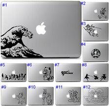 Japan Anime Cute Disney Cartoon Vinyl Sticker Decal Apple Macbook Air Pro Laptop