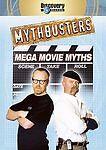Mythbusters - Mega Movie Myths (DVD, 2007) Jamie Hyneman, Adam Savage NEW SEALED