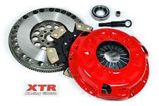 XTR STAGE 3 CLUTCH KIT& RACE FLYWHEEL for 90-96 NISSAN 300ZX TWIN TURBO VG30DETT